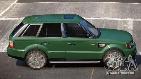 Range Rover Sport GS para GTA 4