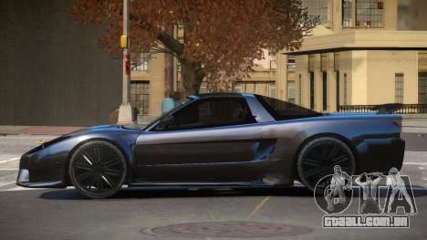 Acura NSX SR para GTA 4
