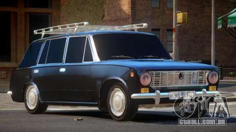 VAZ 2102 CL para GTA 4