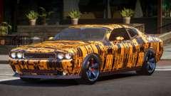 Dodge Challenger 392 GST PJ6 para GTA 4
