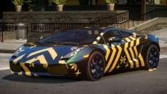 Lamborghini Gallardo GS PJ3 para GTA 4