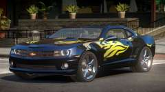 Chevrolet Camaro D-Tuned PJ4 para GTA 4