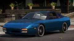 1993 Nissan 240SX para GTA 4