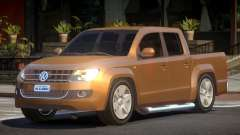 Volkswagen Amarok TDI RT para GTA 4