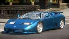 1992 Bugatti EB110