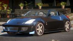 Nissan 350Z SP para GTA 4