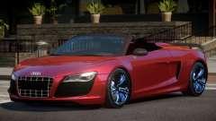 Audi R8 GST para GTA 4