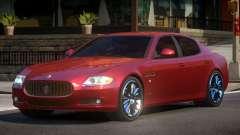 Maserati Quattroporte SN