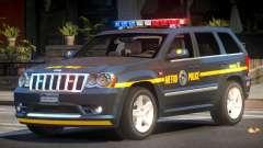 Jeep Grand Cherokee Police V1.1