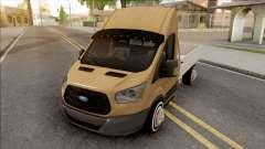 Ford Transit 330S Single Cabin Modified Version
