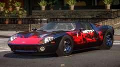 2005 Ford GT PJ4 para GTA 4
