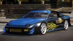 Nissan 240SX R-Tuned PJ5 para GTA 4