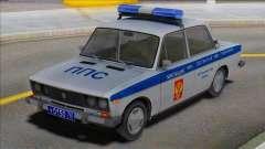 Polícia de PF 2106 para GTA San Andreas