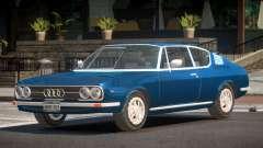 1972 Audi 100 HK para GTA 4