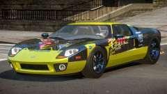 2005 Ford GT PJ3 para GTA 4