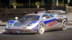 McLaren F1 Police V1.0