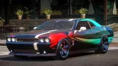Dodge Challenger 392 GST PJ5 para GTA 4