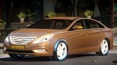 Hyundai Sonata MN para GTA 4