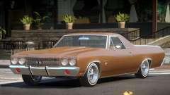 1968 El Camino para GTA 4