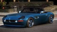 BMW Z8 PSI para GTA 4