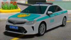 Toyota Camry 2015 Polícia do Cazaquistão para GTA San Andreas