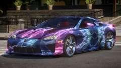 Lexus LFA R-Tuned PJ2 para GTA 4