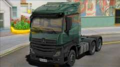 Mercedes-Benz Actros mp4 6 x4