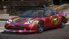 Honda NSX GST PJ3 para GTA 4