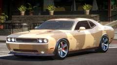 Dodge Challenger 392 GST PJ2 para GTA 4