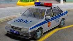 Polícia de Vaz 21099 DPS