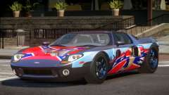 2005 Ford GT PJ6 para GTA 4
