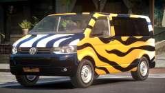 Volkswagen Transporter T5 MS PJ6 para GTA 4