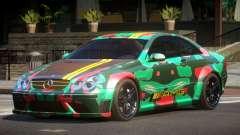 Mercedes Benz CLK63 SR PJ5 para GTA 4