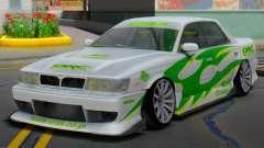 Nissan Laurel C33 URAS para GTA San Andreas