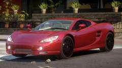 Ascari KZ1 GRS para GTA 4