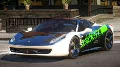 Ferrari 458 Italia GT PJ6