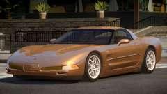 Chevrolet Corvette C5 PSI para GTA 4