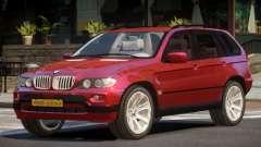 BMW X5 PSI para GTA 4