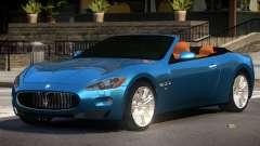 Maserati GranCabrio SR