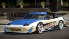 Nissan 240SX R-Tuned PJ3 para GTA 4