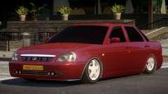Lada Priora 2170 TR para GTA 4