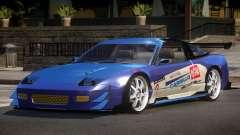 Nissan 240SX R-Tuned PJ4 para GTA 4