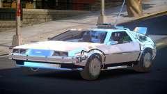 DeLorean DMC12 Custom para GTA 4