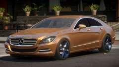 Mercedes Benz CLS 350 BS para GTA 4