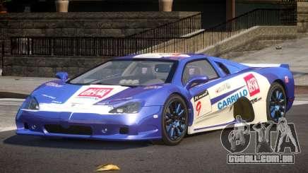 SSC Ultimate GT PJ6 para GTA 4