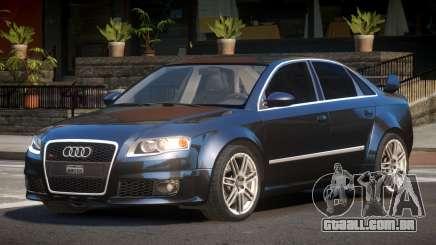 Audi RS4 S-Tuning para GTA 4