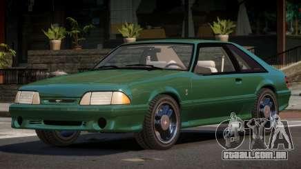1994 Ford Mustang SVT para GTA 4
