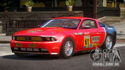 Ford Mustang R-Tuned PJ4 para GTA 4