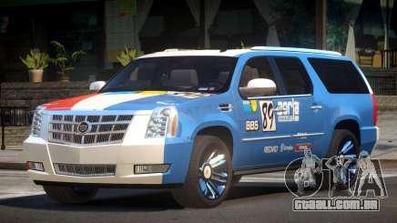 Cadillac Escalade SP PJ1 para GTA 4