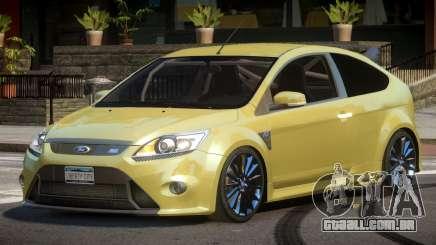 Ford Focus RS V6 para GTA 4
